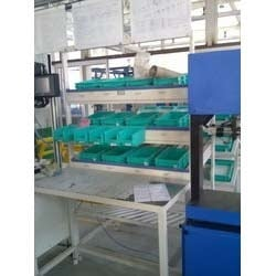 Stainless Steel Crates