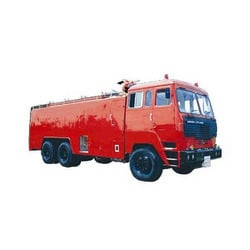 Water Bouser Body With Fire Pump
