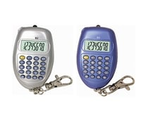 Promotional Handheld Calculator Keychain