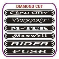 Diamond Cut Labels