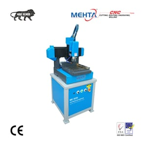Cnc Mould Making And Milling Machine