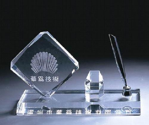 Crystal Office Ornaments