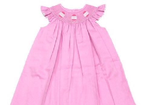 Baby Girl Smock Dress for Easter