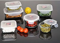 Borosilicate Glass Storage Food Container