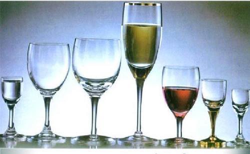 Glass Goblet