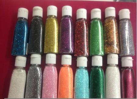Apeo Free Glitter Powder For Fabrics