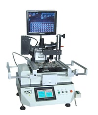 Economical RD680 (New) Touch Screen and Hot Air BGA Rework Station