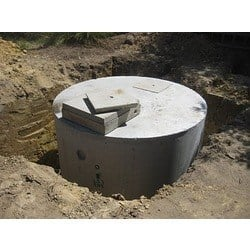 Water Proofing Treatments For Underground RCC Tank