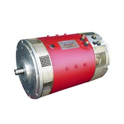 Extended And Double Ended Shaft Motor