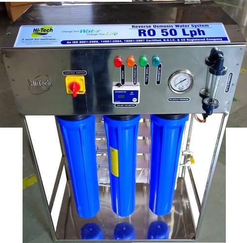 R.O. System 50 Lph Heavy Quality