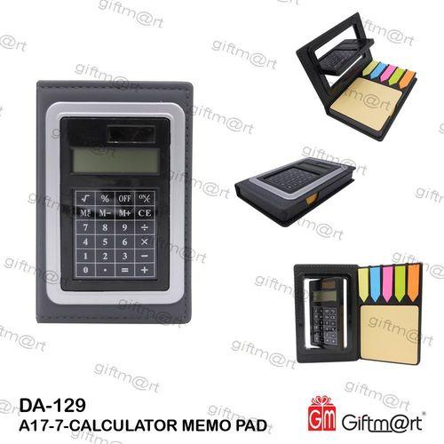 Calculator Sticky Pad