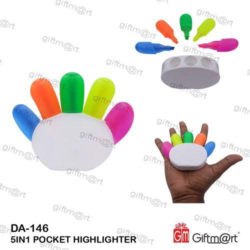 Finger Palm Shape Marker