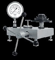 Industrial Dead Weight Tester