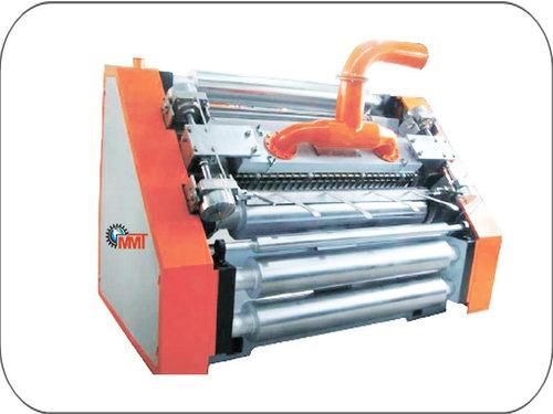 Corrugation Single Facer Fingerless Type Machine