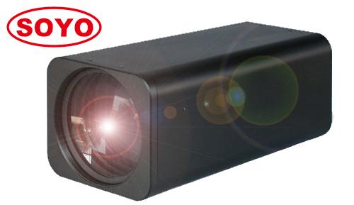 "3.0 Megapixel Motorized Zoom Lens 10-38mm 1/1.8"""