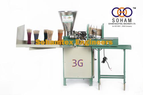 Automatic Agarbati Making Machine 225speed