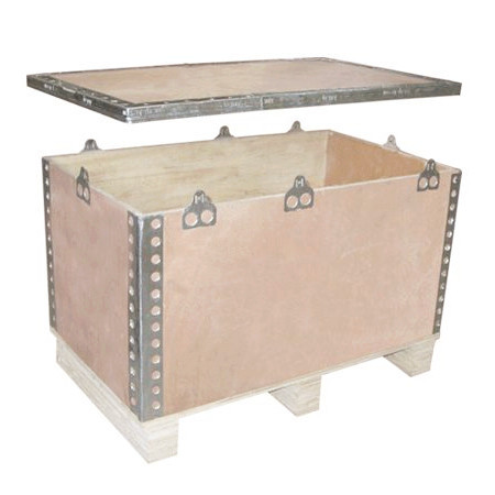 Collapsible Plywood Crate Machine (Sf-D1)