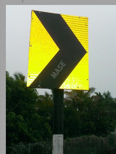 Reflective Sign Board