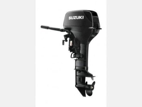 2.5hp, 4-Stroke Outboard Motor, Suzuki Make