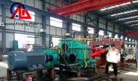 Automatic Grinding Ball Mill with Skew Rolling Mill
