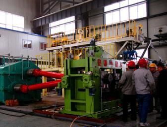 Steel Ball Hot Rolling Line for Making Grinding Ball