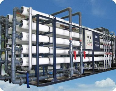 Industrial Water Treatment RO Plant