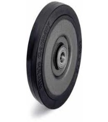 Solid Rubber Castor Wheels