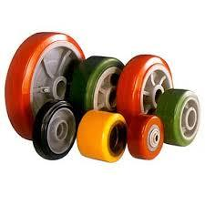 Trolley Polyurethane Castor Wheels