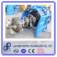 Pipe End Beveling Machine
