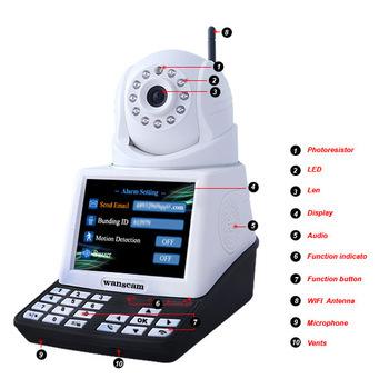 311 Npc 350 Network Phone Camera