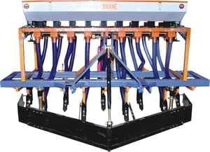 Tractor Operated Automatic Seed Drills