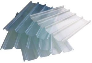 FRP Translucent Roofing Sheets