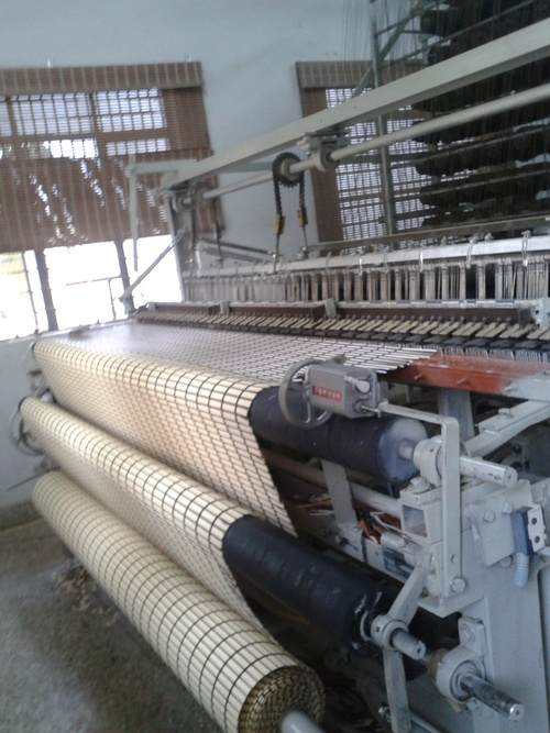 PVC Chick Blind Weaving Machine