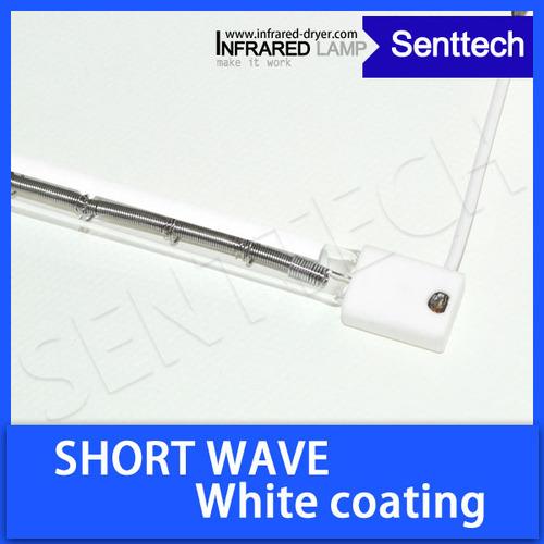 Single Tube Linear Short Wave Infrared Heater Lamp