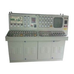Control Panel For Road Construction Equipments