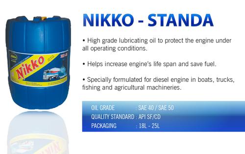 Standa Engine Oil