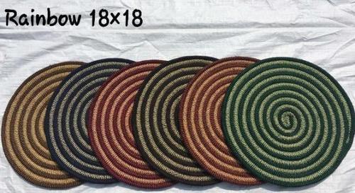 Round Doormats