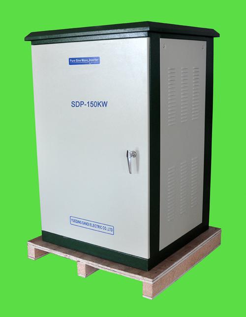 150kw Off Grid Pure Sine Wave 3-Phase Inverter
