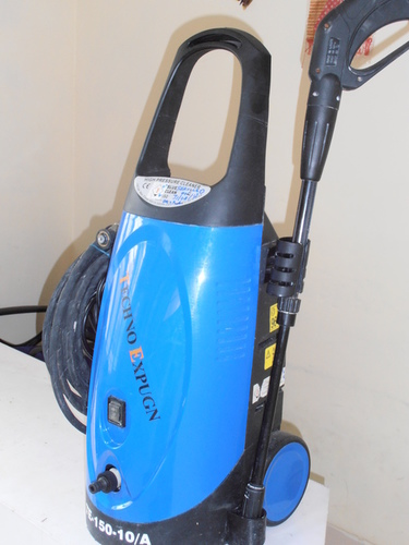 Industrial High Pressure Water Jet Cleaners