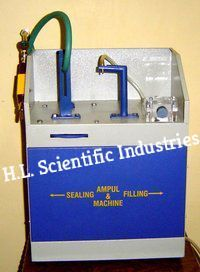 Ampule Filling And Sealing Machine (Electric Operated)