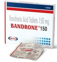 Bandrone 150 Mg Tablet