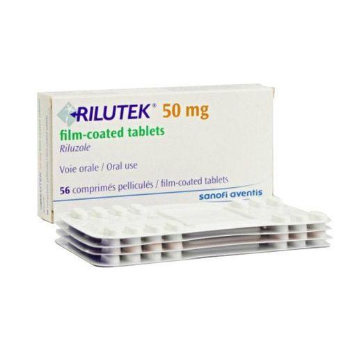 Rilutek Romania Tablet