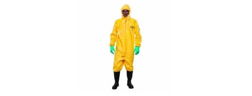 Full Body Chemical Protection Suit