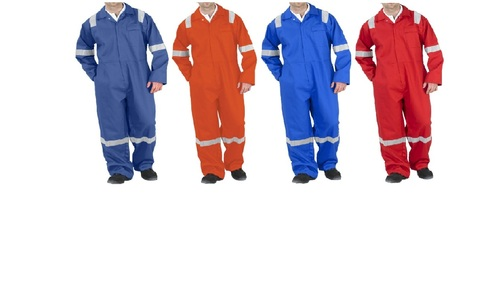 Safety Coverall Boiler Suit