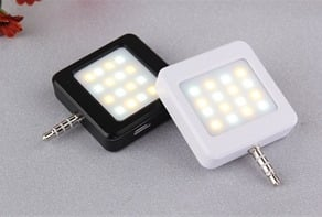 Led Flash Fill Light Rechargeable