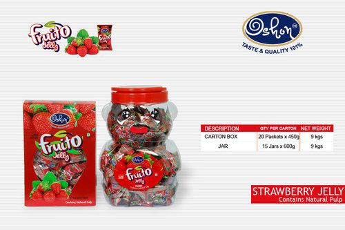 Fruito Strawberry Jelly