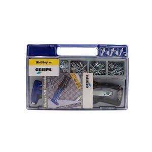 Nietboy (The handyman\\342\\200\\230s riveting kit with NTS hand riveter)