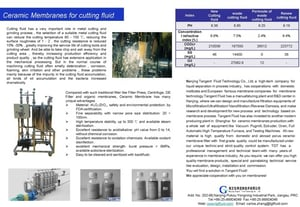 Oil Wastewater Filter