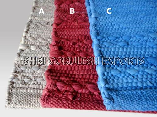 Handmade Cotton Rag Rugs
