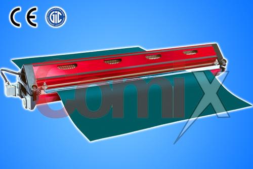 COMIX 1500mm Portable Conveyor Belt Splicing Machine in Wuxi